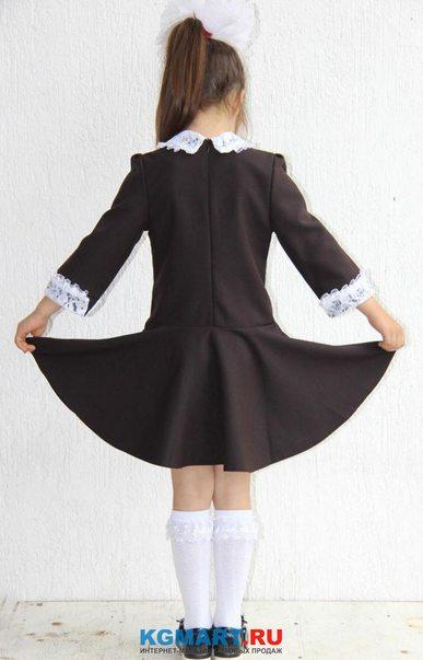 Платья, сарафаны и туники, школьная форма арт.33075